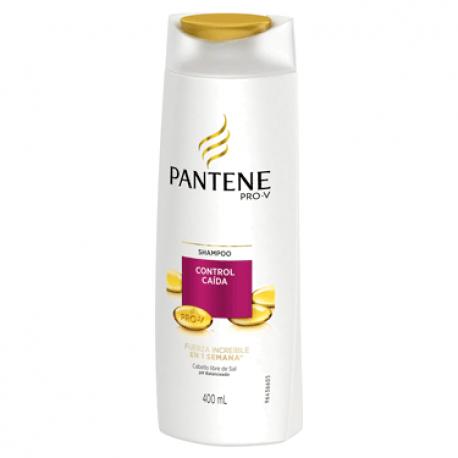 Shampoo Pantene Control Caida 400ml