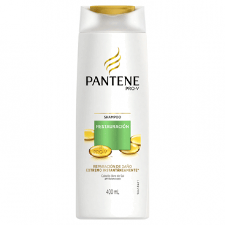 Shampoo Pantene Restauración 400 ml