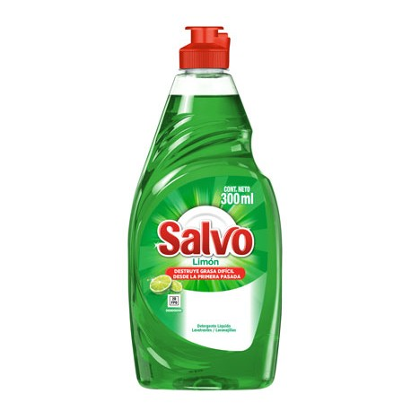 Lavaloza Salvo Limon Liquido X 300ml