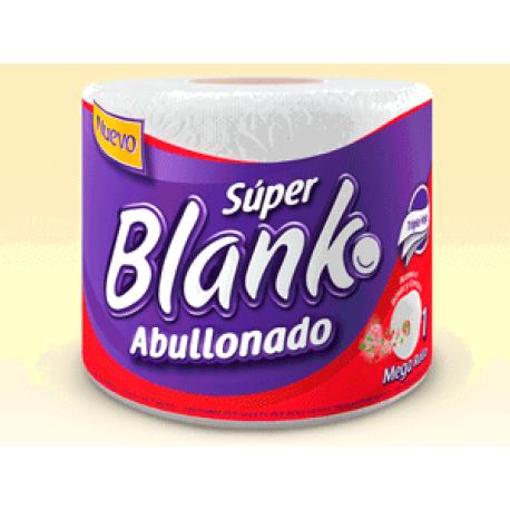 Papel Higienico Super Blanko Mega Abullonado 1Rx30M