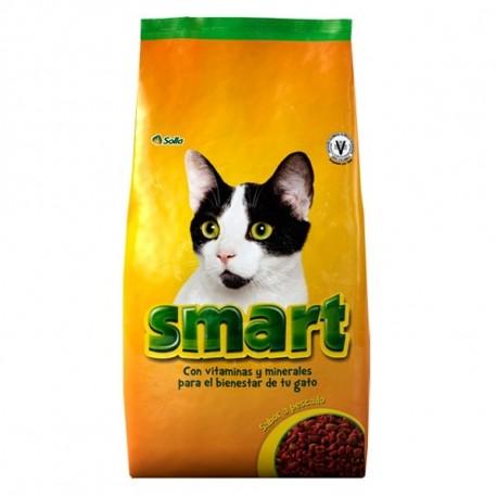 Alimento Gato Smart Solla 8Kg