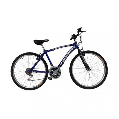 """Bicicleta Milan Acero, 26"""" 18 Azul"""